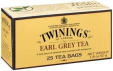 Earl Grey Tepåsar