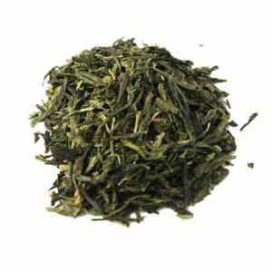Kinesiskt grönt sencha te